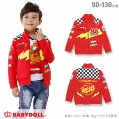 NEW ディズニー チェッカー ジャケット 0988K ベビードール BABYDOLL 子供服 ベビーサイズ キッズ 男の子 DISNEY