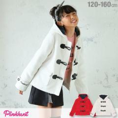NEW PINKHUNT ダッフル アウター 1175K ベビードール 子供服 キッズ ジュニア 女の子 コート アウター