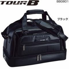 ブリヂストンゴルフ TOUR B 2層式 ボストンバッグ BBG801