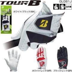 左手用 ブリヂストン ゴルフ TOUR B メンズ スーパーフィット ゴルフグローブ GLG81J