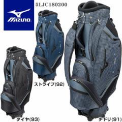 ミズノ ゴルフ ライトスタイル ネクスライト キャディバッグ 5LJC180200