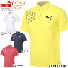 プーマ ゴルフ ウェア メンズ ビッグ18ホール 半袖ポロシャツ 923703 S-XXL