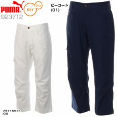 プーマ ゴルフ ウェア メンズ スリークォーター パンツ 923712 S-XXL