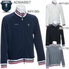 アドミラルゴルフ メンズウェア ポーラテック フリース ジャケット ADMA897 2018年秋冬モデル M-XL