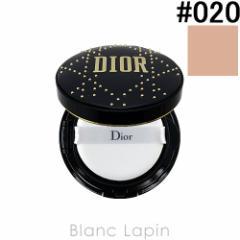 クリスチャンディオール Dior  ディオールスキンフォーエヴァークッション リミテッドエディション  #020 ライト ベージュ 15g [443807]