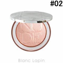 クリスチャンディオール Dior ディオールスキンヌードミネラルルミナイザーパウダー #02 ピンク グロウ 6g [399890]