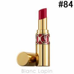 イヴサンローラン YVES SAINT LAURENT ルージュヴォリュプテシャイン #84 Red Cassandre 3.2g [333321]