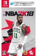 【中古】 NBA 2K18 ニンテンドースイッチ HAC-P-AB38A / 中古 ゲーム
