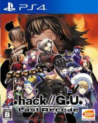 【中古】 .hack//G.U. Last Recode PS4 PLJS-74022 / 中古 ゲーム