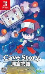 【新品】 Cave Story+ ニンテンドースイッチ ソフト HAC-P-AB92C