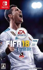 【新品】 FIFA 18 ニンテンドースイッチ HAC-P-ADCEA / 新品 ゲーム