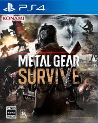 【新品】 METAL GEAR SURVIVE メタルギアサヴァイヴ PS4 ソフト VF002-J1※オンライン専用