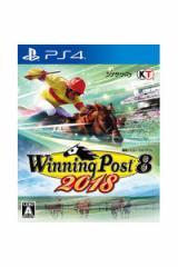 【中古】Winning Post 8 2018 PS4 ソフト / 中古 ゲーム
