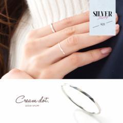 【ゆうパケット送料無料】シルバー925  リング  シンプル  指輪  細身  華奢  銀  純度  高品質  シルバー  11号  13号