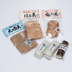 林田かまぼこおすすめセット 有限会社林田食品工場 大分県 豊後水道の新鮮な魚を材料に職人が一つずつ手造りしました