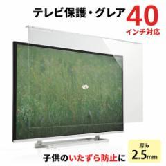 【送料無料】液晶テレビ 保護パネル 40インチ対応 アクリル製 [200-CRT013]