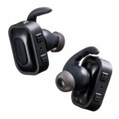 【送料無料】完全ワイヤレス Bluetoothイヤホン 音楽 通話  左右分離型 ワイヤレスイヤホン [400-BTSH004]