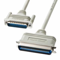 【送料無料】SCSIケーブル(D-sub25pinオスインチネジ-セントロニクス50pinオス・1m)[KB-SCM1K2]