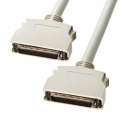 【送料無料】SCSIケーブル ピンタイプハーフ50pinのSCSI機器同士を接続/0.6m[KB-SPP06K]