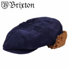 BRIXTON ブリクストン キャップ メンズ BROOD EARFLAP SNAP CAP  帽子 スナップバック スケーター スケートブランド