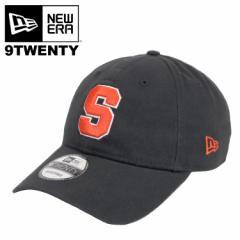 ニューエラ キャップ シラキュース大学 メンズ 9TWENTY NEW ERA MENS 帽子 ローキャップ バスケットボール ニューヨーク CUSE