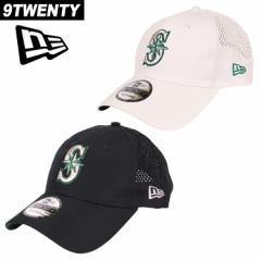 ニューエラ メッシュキャップ シアトル・マリナーズ 9TWENTY NewEra メンズ 帽子 MLB メジャーリーグ