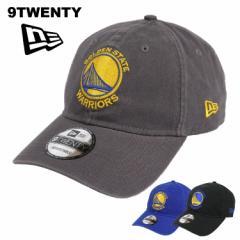 ニューエラ キャップ ゴールデンステート・ウォリアーズ  メンズ 9TWENTY NEW ERA MENS 帽子 ローキャップ NBA バスケットボール