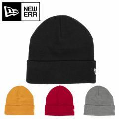 ニューエラ ニットキャップ ニット帽 NewEra 帽子 ビーニー Beanie 無地 ワンポイント メンズ レディース ユニセックス 男女兼用 メール