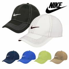 NIKE ナイキ  キャップ メンズ レディース 帽子 Nike Golf - Swoosh Front Cap ローキャップ ドライフィット スポーツ ゴルフ おしゃれ