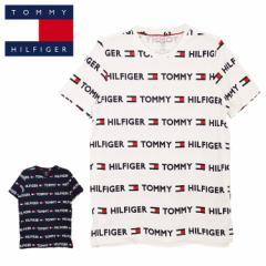 トミーヒルフィガー Tシャツ 半袖Tシャツ メンズ レディース TOMMY HILFIGER ブランド ロゴ