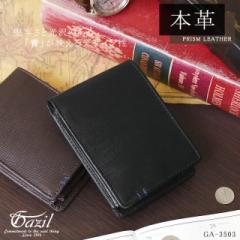 【予約商品】折り財布 メンズ L字ファスナー ウォレット ショートウォレット 二つ折り ガジル GAZIL【GA-3503】
