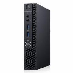 5000円以上送料無料 DELL OptiPlex 3060 Micro(Win10Pro64bit/4GB/Corei5-8500T/500GB/No-Drive/VGA/1年保守/H&B 2016) AV・デ