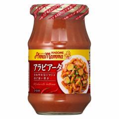 アンナマンマ アラビアータ 330g×6個 カゴメ パスタソース 瓶詰 イタリアン スパゲッティ パスタ