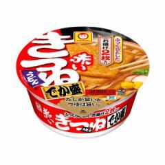 マルちゃん 赤いきつねうどん でか盛 東日本 136g×12個 東洋水産 カップ麺 カップうどん ケース販売 まとめ買い 備蓄