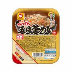 ふっくら五目釜めし 160g×10 東洋水産 パック米 パック米飯 ケース販売 まとめ買い 備蓄