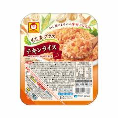 もち麦プラス チキンライス 160g×10 東洋水産 パック米 パック米飯 ケース販売 まとめ買い 備蓄