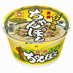 マルちゃん バリうま 長崎ちゃんぽん 86g×12個 東洋水産 カップ麺 インスタント 即席 まとめ買い