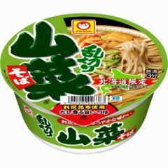 マルちゃん 山菜乱切りそば 79g×12個 東洋水産 カップ麺 インスタント 即席 まとめ買い