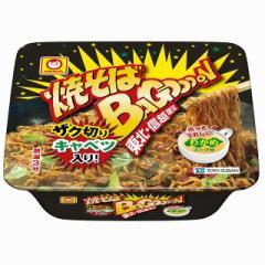 マルちゃん 焼そばバゴォーン 132g×12個 東洋水産 カップ麺 カップ焼きそば インスタント 即席 まとめ買い