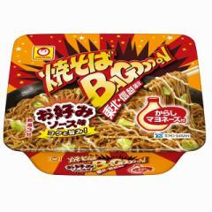 マルちゃん 焼そばバゴォーン お好みソース味 126g×12個 東洋水産 カップ麺 カップ焼きそば インスタント 即席 まとめ買い