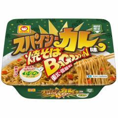 マルちゃん 焼そばバゴォーン スパイシーカレー味 108g×12個 東洋水産 カップ麺 カップ焼きそば インスタント 即席 まとめ買い