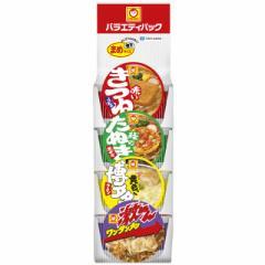 マルちゃん まめバラエティパック 4食入り 東日本 4種類×各1個×6セット(合計24個) 東洋水産 カップ麺 少量 まとめ買い