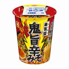 マルちゃん 本気盛 鬼旨辛みそ 116g×12個 東洋水産 カップラーメン カップ麺 インスタント麺 まとめ買い 備蓄
