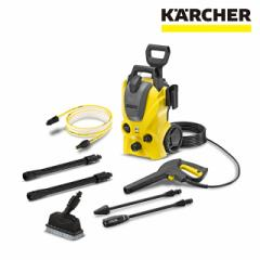 ケルヒャー 高圧洗浄機 K3 サイレントベランダ 高圧洗浄 外壁 床 カー 掃除 高圧洗浄機家庭用
