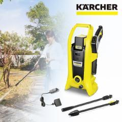 ケルヒャー 高圧洗浄機 K2 バッテリーセット