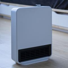 大風量セラミックヒーター マキシムヒート CH-T1959WH/ホワイト/幅30×奥行き14.4×高さ41.5cm スリーアップ