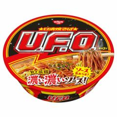 日清 焼そばU.F.O. 128g×12個 日清食品 カップ麺 ケース販売 箱買い まとめ買い 備蓄 常備食