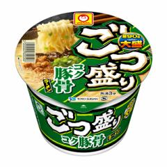 ごつ盛り コク豚骨ラーメン 115g×12個 東洋水産 カップ麺 インスタント ケース販売 大盛 とんこつ 豚骨 拉麺