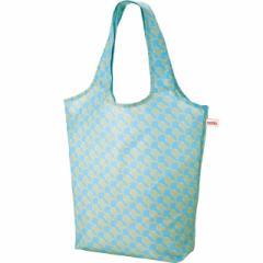 サーモス THERMOS エコバッグ 買い物バッグ ポケットバッグ 約18L ライトブルー REX-018 LB 折りたためる