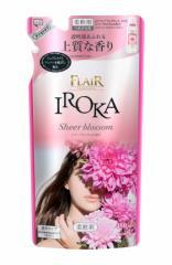 フレア フレグランス IROKA シアーブロッサムの香り 詰め替え用 480mL